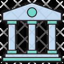 Bank Finance Saving Icon