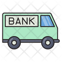 Bank Truck Protection Icon