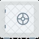 Bank Locker Safe Icon
