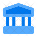 Bank Finance Building Icon