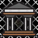 Bank Money Finance Icon