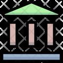 Bank Finance Financial Icon