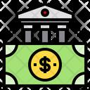 Money Banking Finance Icon