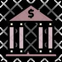Bank Coin Money Icon