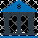 Bank Bank Building Banking Icon