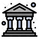 Bank Financial Institute Bank Building Icon