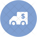 Bank Delivery Vehicle Icon