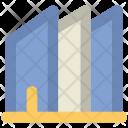 Bank Building Financial Icon