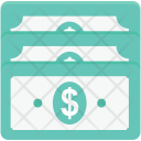 Bank Note Paper Icon