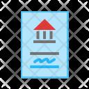 Bank Draft Bill Icon