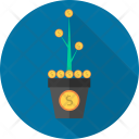 Bank Interest Building Icon