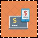 Bank Commerce Internetbanking Icon