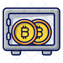 Bank Account For Crypto Bank Account Safe Icon