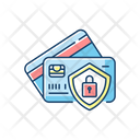 Bank Account Security Credit Card Bank Icon