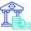 Bank And Money Icon