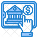 Bank Application Online Banking Bank Icon