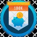 Bank Badge Reward Marker Icon