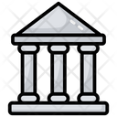 Architecture Bank Bank Building Icon