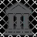 Bank Building Icon