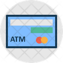 Bank Card Credit Card Debit Card Icon