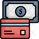 Bank Card Credit Card Currency Icon