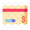 Bank Card Credit Card Atm Card Icon