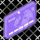 Credit Card Bank Card Debit Card Icon