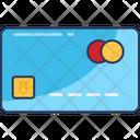 Debit Card Money Bank Icon