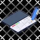 Cheque Checkbook Bank Check Icon
