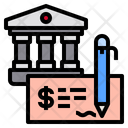 Payment Bankong Finance Icon