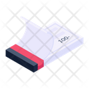 Cheque Writing Bank Cheque Chequebook Icon