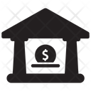 Bank Deposit Money Icon