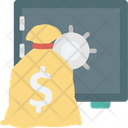 Bank Deposit Bank Locker Bank Vault Icon
