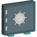 Bank Deposit Bank Locker Bank Safe Icon