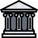 Bank Finance Marketing Icon