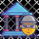 Bank Fraud Icon