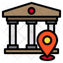 Banking Pin Locations Icon