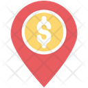 Bank Location Icon