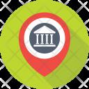 Bank Locator Location Icon