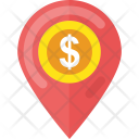 Bank Locator Icon