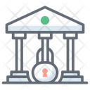 Bank Locked Icon