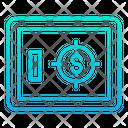 Bank Locker Locker Safe Icon
