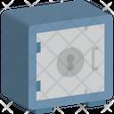 Bank Locker Bank Vault Digital Locker Icon
