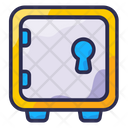 Bank Cash Locker Finance Icon