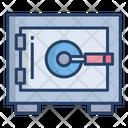 Bank Locker Locker Safe Locker Icon