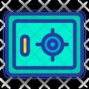 Bank Locker Icon