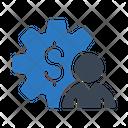 Profile User Setting Icon