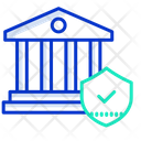 Secure Bank Icon