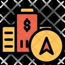 Bank Navigation Icon