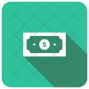 Bank Note Dollar Earning Icon